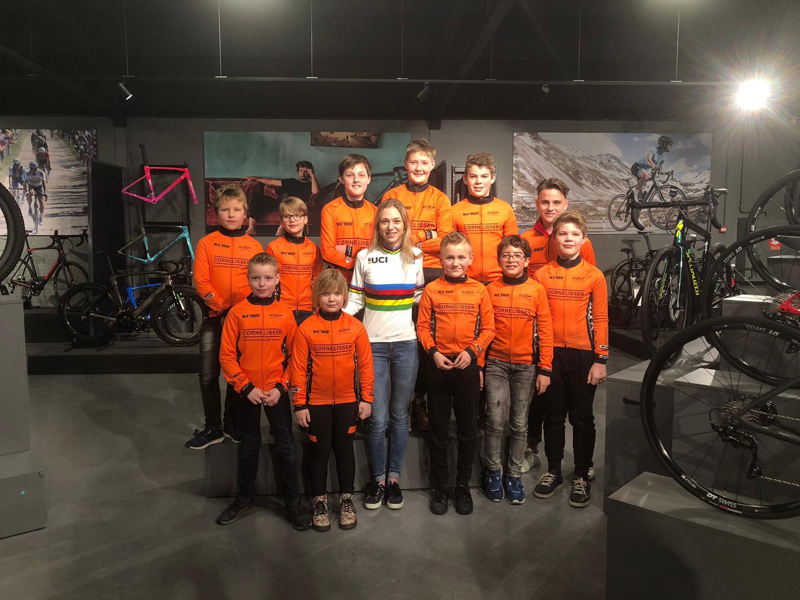 Infoavond en meet & greet Inge van der Heijden @ CycleXperience